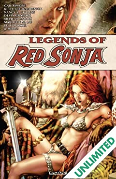 Legends of Red Sonja